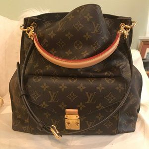 Louis Vuitton Monogram Metis Bag